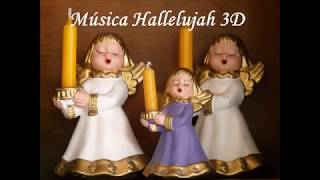 Música Hallelujah em 3D