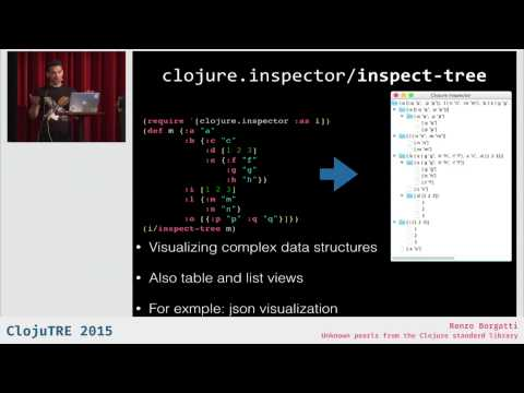 Unknown pearls from the Clojure standard library
