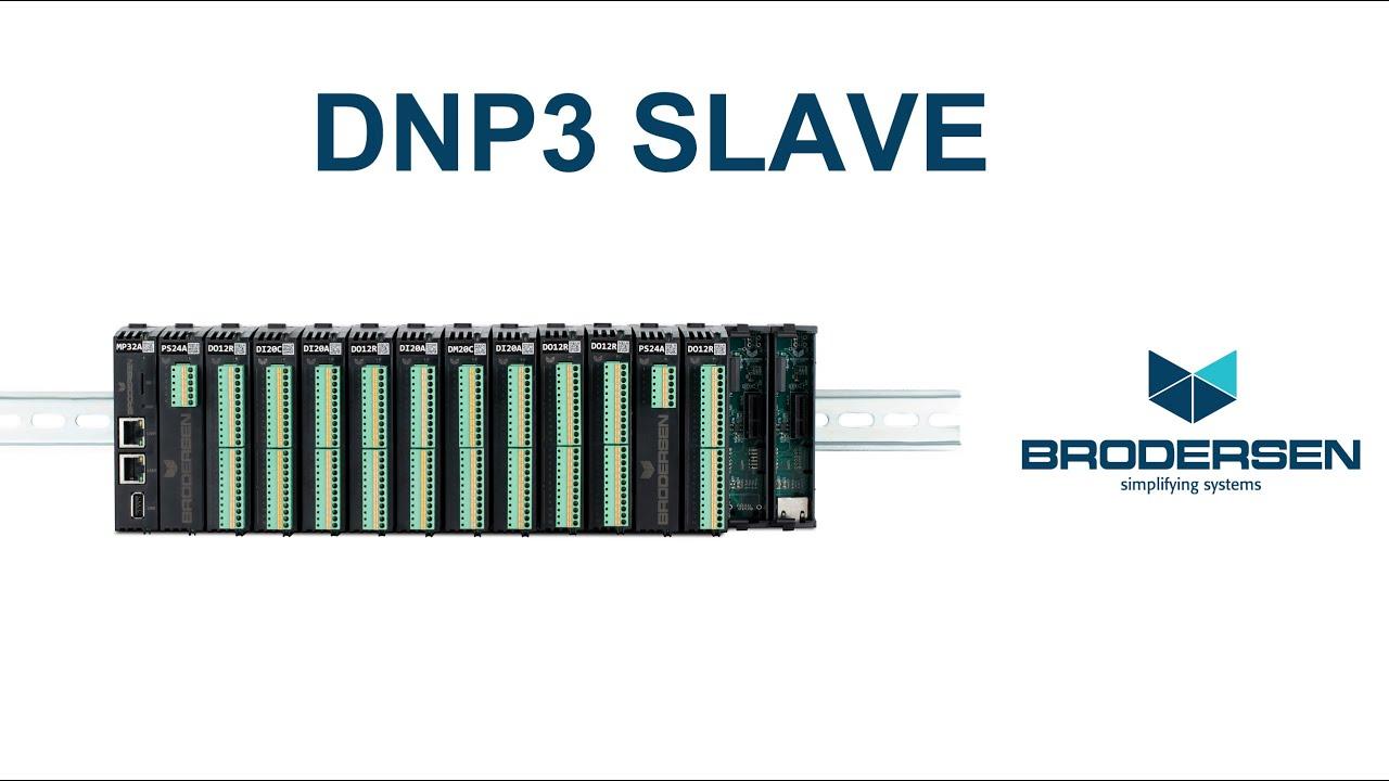 DRIVERS: DNP3 SLAVE
