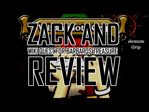 Zack and Wiki Quest for Barbaros Treasure review