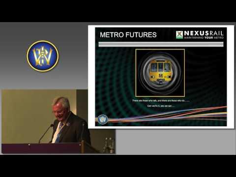 Phil Kirkland - Nexus Metro Asset Renewal Programme - Today, Tomorrow and Beyond