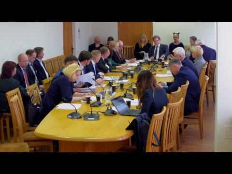 2019-04-10 Švietimo ir mokslo komiteto posėdis