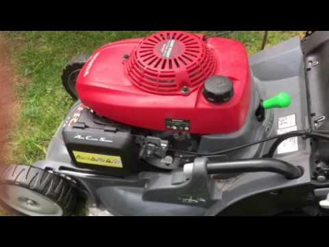 Rasenmaher Honda Vergaser