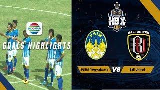 Lewat Drama Adu Pinalti PSIM Yogyakarta Menang (4) - (3) Lawan Bali United - TROFEO HB X 2019