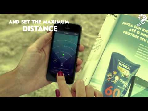 Cannes Lions Grand Prix 2014 Mobile Lion Nivea Sun Kids FCB Brazil