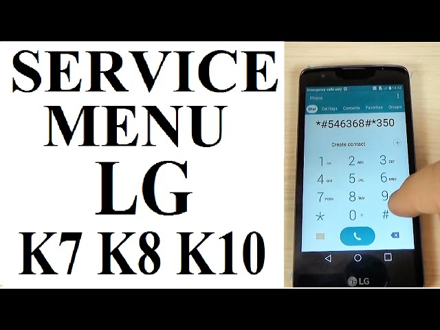 LG K8 APN settings & network compatibility in United States - APN
