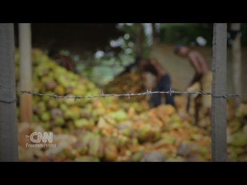 CNN Freedom Project- West Africa Slavery