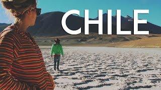 Travel Video/Vlog Chile - Paradise Trip Montage - (ADVENTURE)