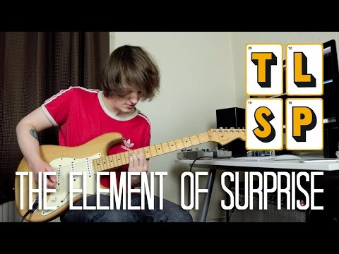 The Element Of Surprise - The Last Shadow Puppets Cover