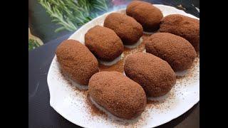 Пирожное Картошка из Печенья Вкус Детства за 5 минут Быстро Просто и Вкусно