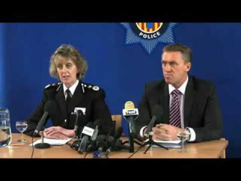 Police press conference fail