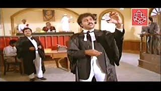 Ravichandran Drink Poison in Court For Heroine   Yuddha Kanda   Kannada Best Videos