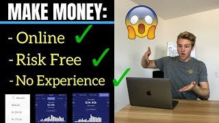 Ever wanted to make money online with no risk, even if you have experience? watch this whole video and learn more about what i do below... after 5 months,...