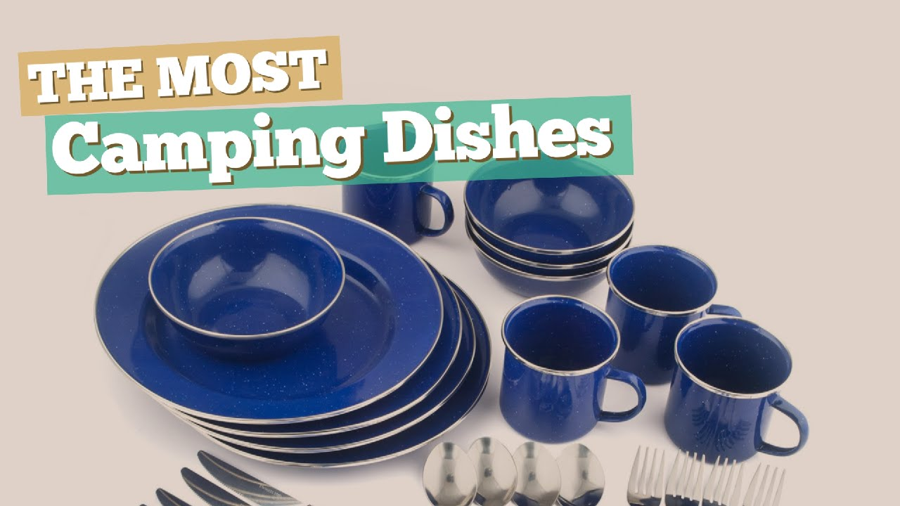 Camping Dishes The Most Popular 2017