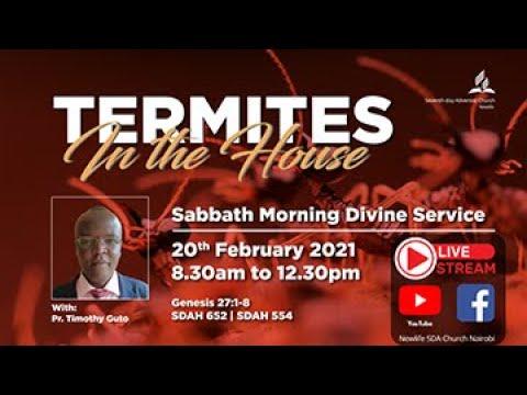 Live Sabbath Worship | Morning Service | 20 February 2021