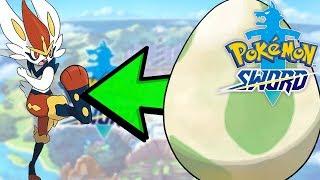 Pokemon Sword #20 - POZNAJEMY TAJNIKI BREEDINGU - Na żywo