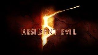 Resident Evil 5 Movie German HD [all cutscenes]