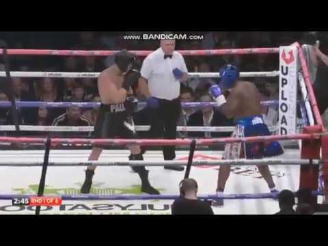 KSI vs Logan Paul Boxing Highlights