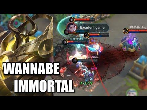WANNABE IMMORTAL WITH URANUS