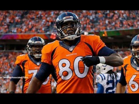 Denver Broncos beat Indianapolis Colts 31-24! Julius Thomas Catches 3 Touchdowns!