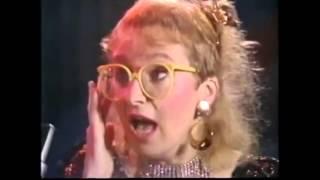 BBC Interview - Su Pollard (BBC - Live Aid 7/13/1985)