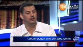 شاهد رشيد فضيل مدير تحرير جريدة الشروق كيف يدافع عن إيران!
