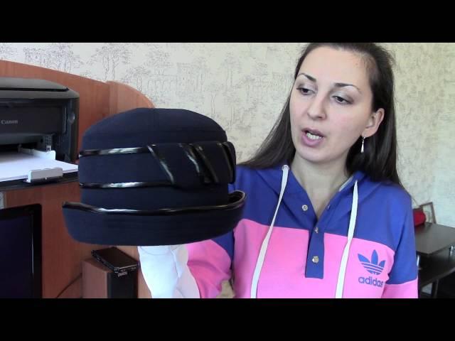Шляпа, Мэрилин Синяя