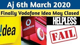 Vodafone idea helpless | thay may shut down should you port??