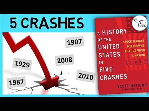 A HISTORY OF THE UNITED STATES IN FIVE CRASHES (BY SCOTT NATIONS)