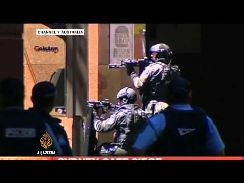 Sydney cafe siege analysis