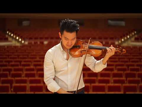 Ray Chen plays Bach Sarabande