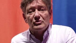 Pierre Bokma nodigt u uit voor 'Sneeuw', binnenkort @ Theater de Veste