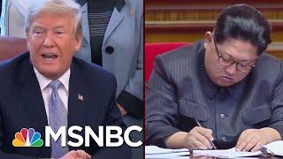 Mitchell: President Donald Trump White House Wants Summit To Happen | Morning Joe | MSNBC