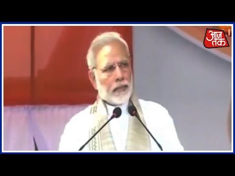 'I've Visited The Northeast More Than Any Other Prime Minister Ever' | Narendra Modi Live
