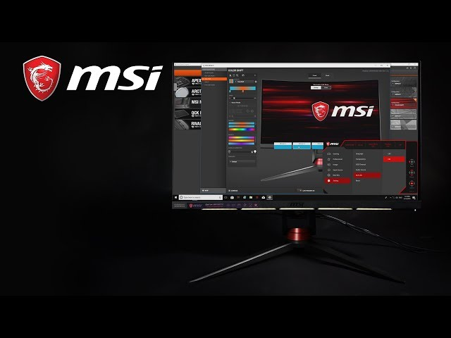 00a8038681e2a How to customize RGB LED on MSI Optix MPG series monitor