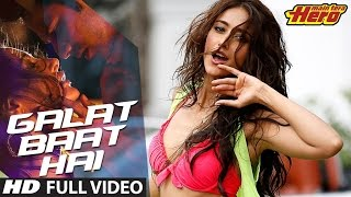 Main Tera Hero | Galat Baat Hai Full Video Song | BollyWoo.ooo