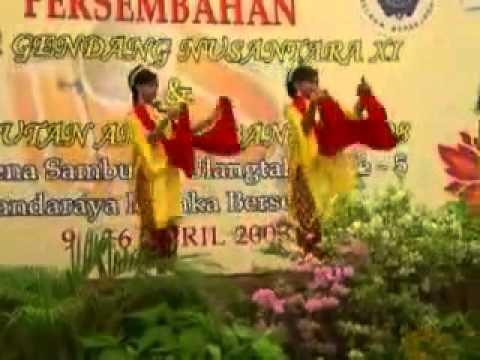 Tari Radap Rahayu   Tari Tradisional Kalimantan Selatan