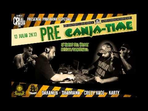 Real Radio CR - Programa #3 (Pre-Ganja Time)