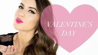 Valentine's Day Old Hollywood Look   Beauty Pop with Camila Coelho   The Platform