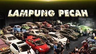 Pecah!! Mobil Modif di Lampung
