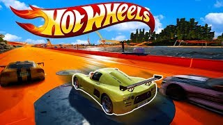 CRAZY HOT WHEELS RACING! Winning TONS of Races! - Forza Horizon 3 - Hot Wheels DLC Gameplay