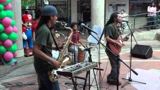 (HD) Lion Reggae - Cuando Pienso en Ti (en vivo)