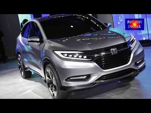 2019 Honda CR-V New EXTERIOR Body And INTERIOR