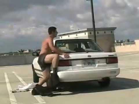 Fucking The Car
