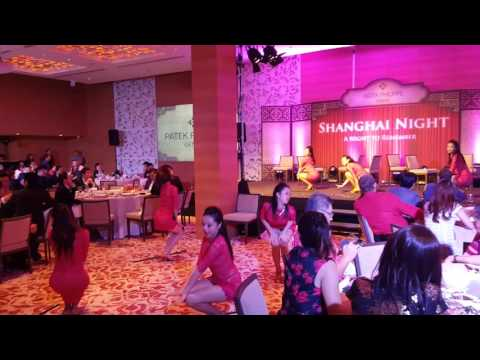 PP Shanghai Night dance