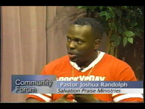 Pastor Joshua Randolph