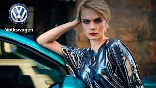 Cara Delevingne, a modell és a T-Cross