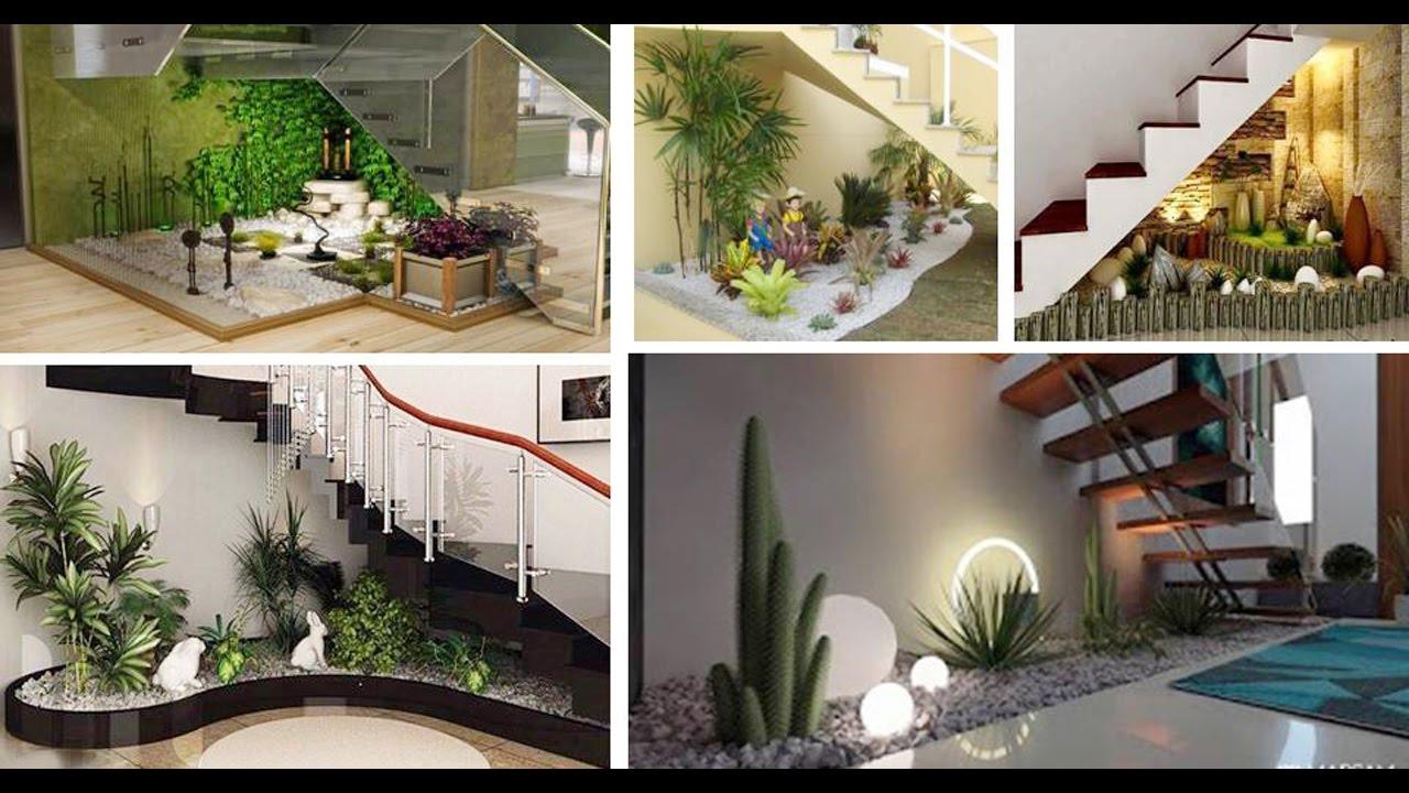 """mini indoor garten """" creative small indoor garden designs """" awesome indoor garden and  planters ideas"""