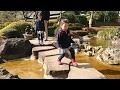 ●普段遊び●東京小旅行♡ホテルの庭を探索したよ!まーちゃん【5歳】おーちゃん【3歳】