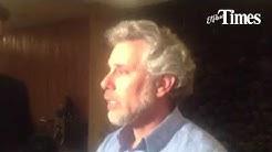Jerry Rosenbaum, President of El Paso - Los Angeles Limousine Service speaks about an accident invol